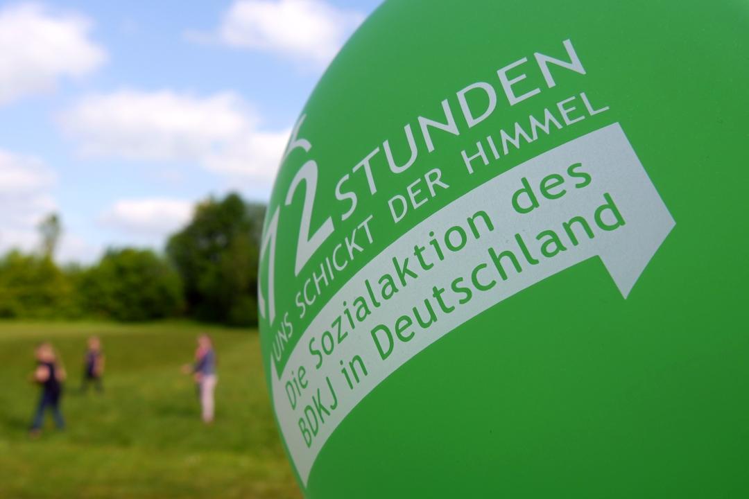 72 Stunden Aktion der Kolpingjugend Steinheim