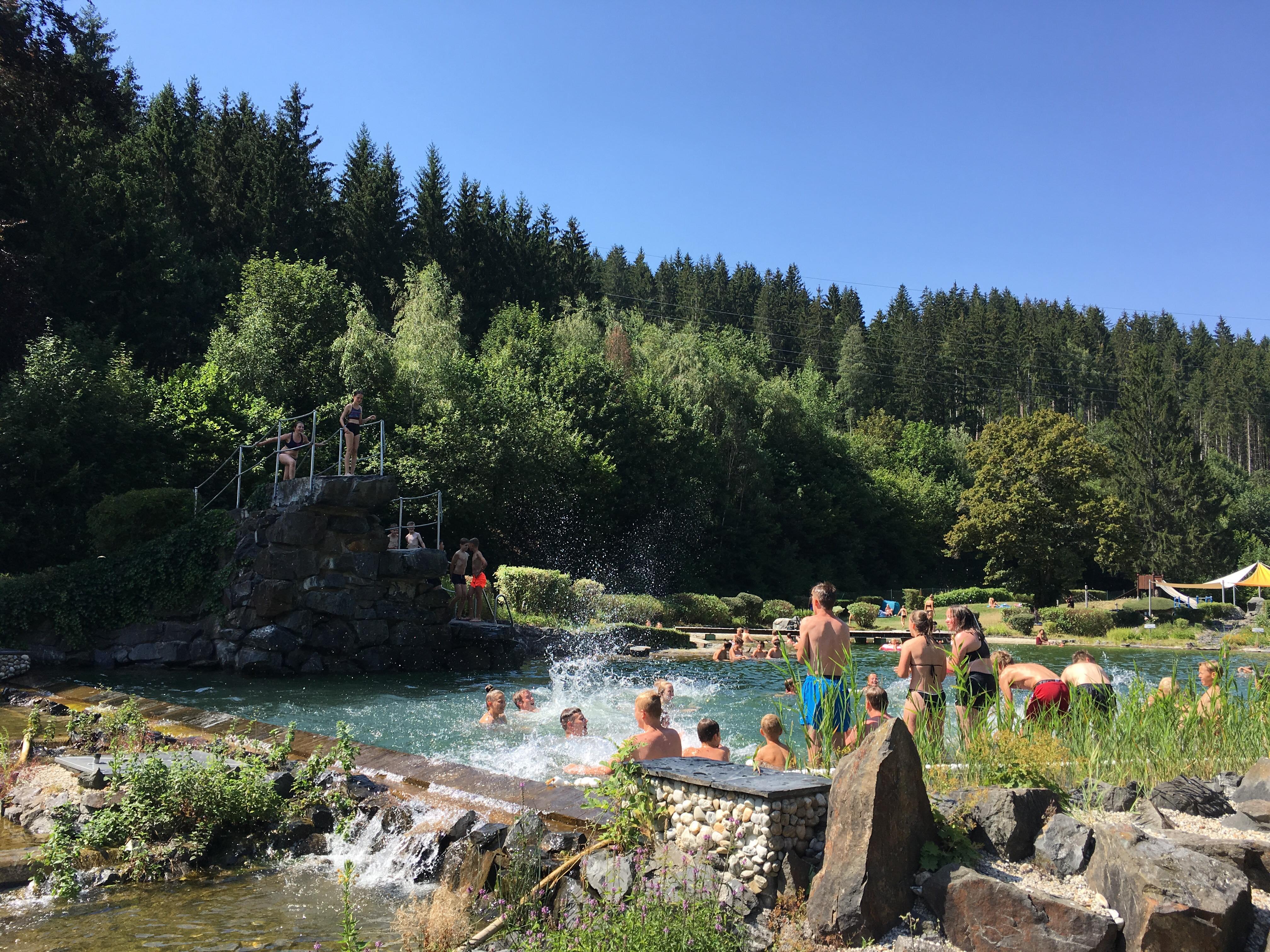 Naturerlebnisbad Rothenkirchen